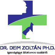 Dr. Deim Zoltán Ph.D. igazságügyi állatorvos szakértő